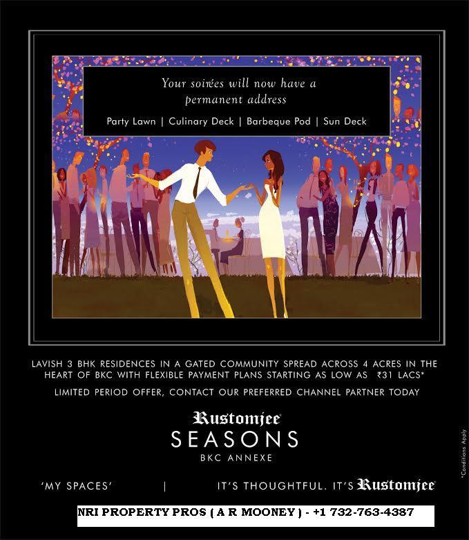 Rustomjee Seasons 1